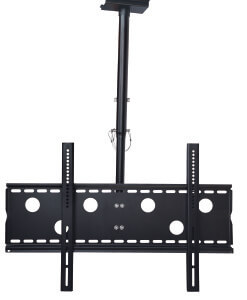 "Universal Ceiling Mount will fit any 32"" to 60"" TV"