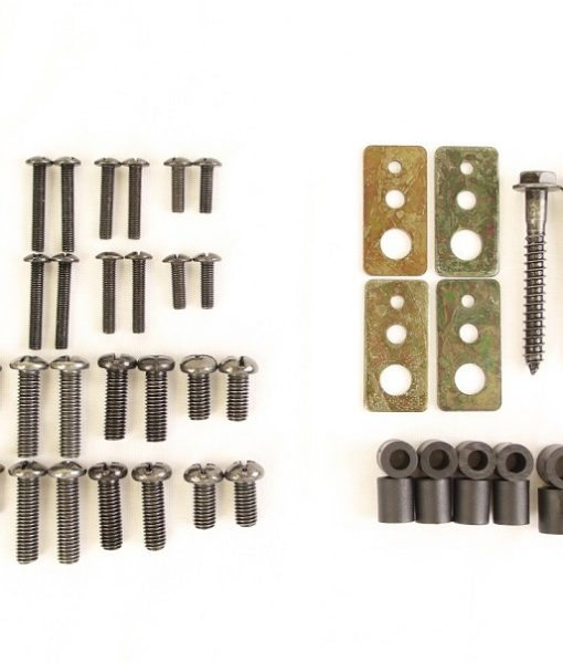 Revena Installation Kit Nuts and Bolts